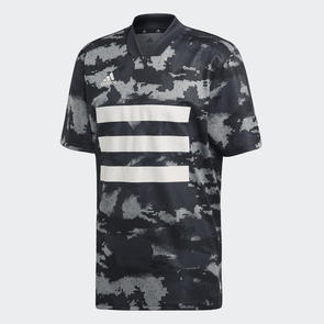 adidas TAN AOP Jersey – Black