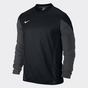 Nike Junior Shell Top – Black