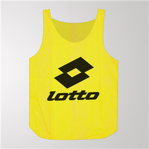Lotto Training Bib – Gold