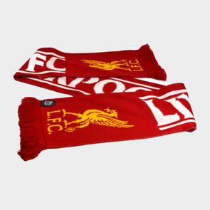 Liverpool Feather Scarf