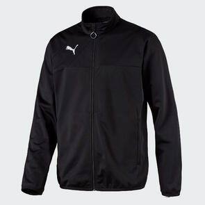 Puma Esquadra Poly Jacket – Black