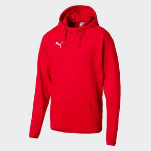 Puma LIGA Casual Hoodie – Red/White