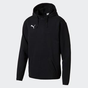 Puma LIGA Casual Hoodie – Black/White