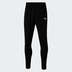Puma LIGA Pro Training Pant – Black/White