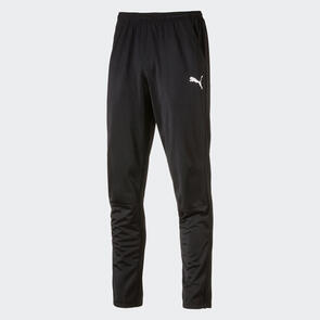 Puma LIGA Training Pant – Black/White