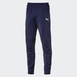 Puma LIGA Training Pant – Peacoat/White
