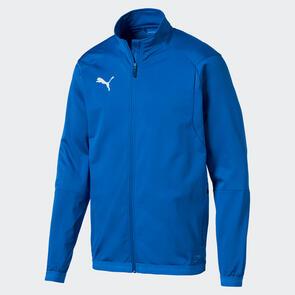 Puma LIGA Training Jacket – Electric-Blue/White