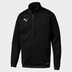 Puma LIGA Training Jacket – Black/White