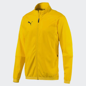 Puma LIGA Training Jacket – Cyber-Yellow/Black