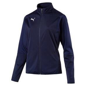 Puma Women's LIGA Training Jacket – Peacoat/White