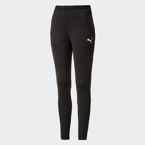 Puma Women's LIGA Training Pant – Black/White