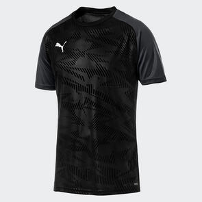 Puma Junior CUP Jersey Core – Black/Asphalt