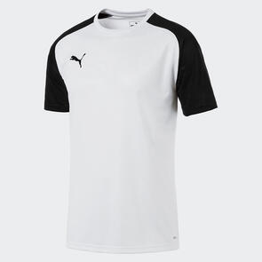 Puma Junior CUP Jersey Core – White/Black