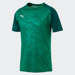 Puma Junior CUP Jersey Core – Pepper-Green/Power-Green