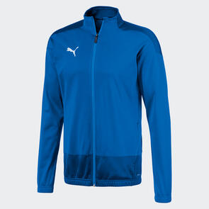 Puma teamGOAL Training Jacket – Electric-Blue