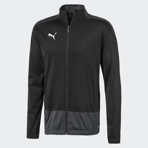 Puma teamGOAL Training Jacket – Black/White