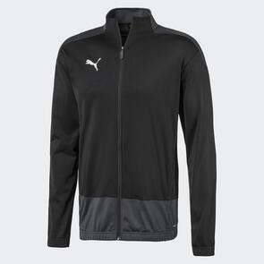 Puma teamGOAL Training Jacket – Black/White
