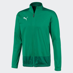 Puma teamGOAL Training Jacket – Pepper-Green