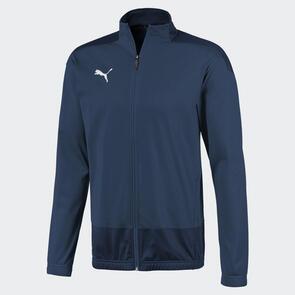 Puma teamGOAL Training Jacket – Peacoat/Navy