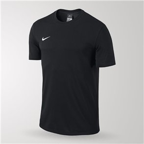 Nike Junior Team Club T-Shirt – Black