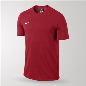Nike Team Club T-Shirt – University-Red