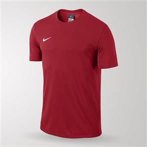 Nike Junior Team Club T-Shirt – Red