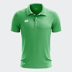 Lotto L73 Polo – Emerald-Green