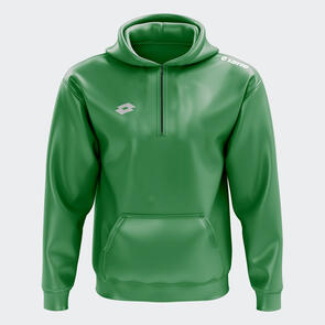 Lotto Junior L73 Hoodie – Emerald-Green