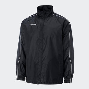 Erreà Basic Showerproof Jacket – Black