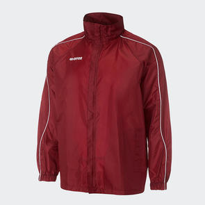 Erreà Basic Showerproof Jacket – Maroon