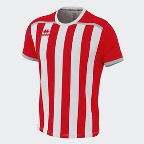 Erreà Elliot Shirt – Red/White