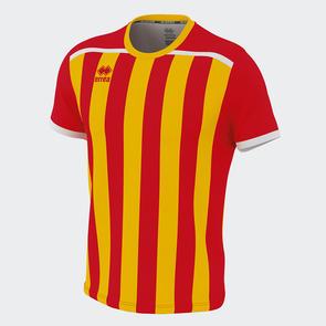 Erreà Elliot Shirt – Red/Yellow