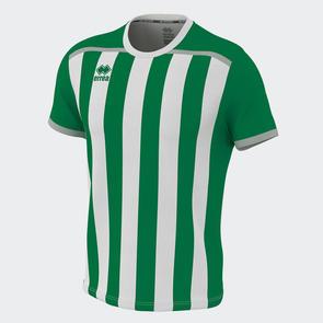 Erreà Elliot Shirt – Green/White