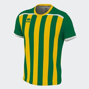 Erreà Elliot Shirt – Green/Yellow