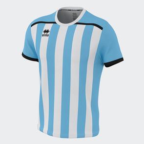 Erreà Elliot Shirt – Sky-Blue/White