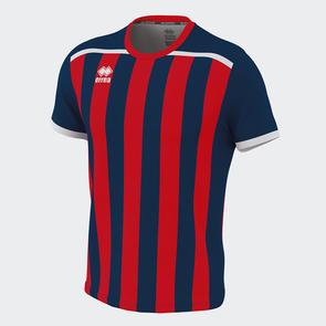 Erreà Elliot Shirt – Navy/Red