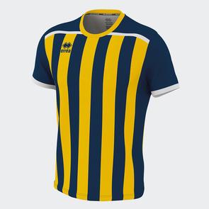 Erreà Elliot Shirt – Navy/Yellow