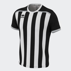 Erreà Elliot Shirt – Black/White