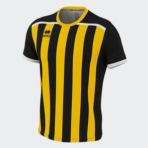 Erreà Elliot Shirt – Black/Yellow