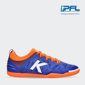 Kelme K-Triton Futsal Shoe – Blue/Orange