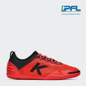 Kelme K-Triton Futsal Shoe – Red/Black