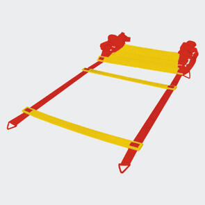 Lotto Fast Foot Ladder – Yellow