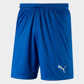 Puma LIGA Shorts Core – Electric-Blue/White