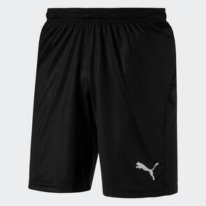 Puma LIGA Shorts Core – Black/White