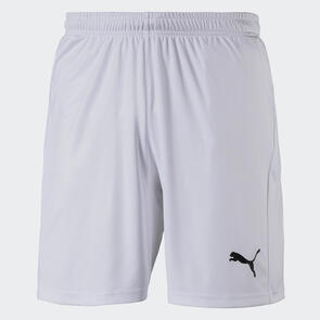 Puma LIGA Shorts Core – White/Black