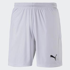 Puma LIGA Shorts Core – White/Black