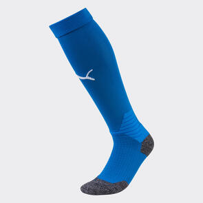 Puma LIGA Socks – Electric-Blue/White