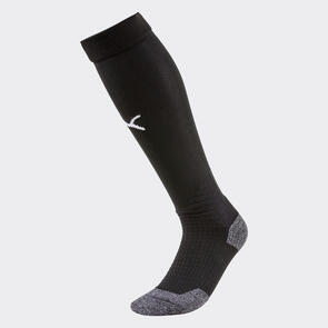Puma LIGA Socks – Black/White