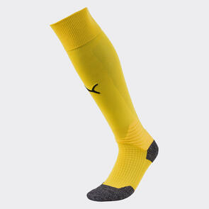 Puma LIGA Socks – Cyber-Yellow/Black