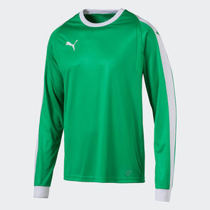 Puma LIGA GK Jersey – Bright-Green/White